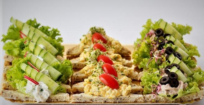 catering radom - kanapki 4