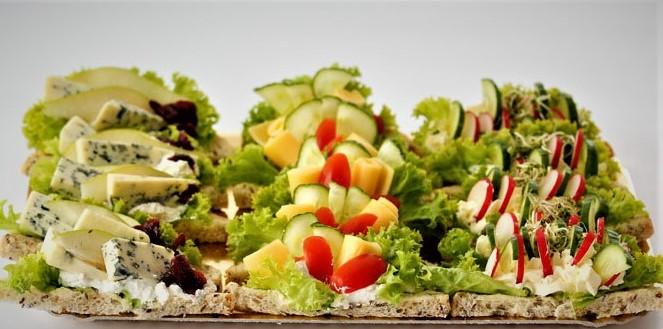 catering radom - kanapki 3