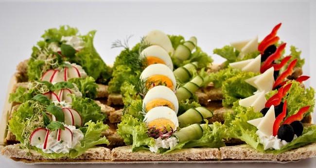 catering radom - kanapki 2